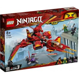 LEGO NINJAGO 71704 - Le superjet de Kai