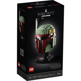 LEGO Star Wars 75277 - Le casque de Boba Fett