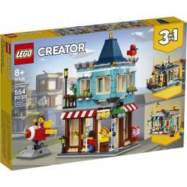 LEGO Creator 31105- le Magasin de Jouets du Centre Ville