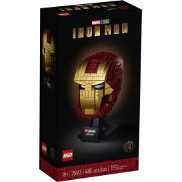 LEGO Marvel Super Heroes 76165 - Casque d'Iron Man