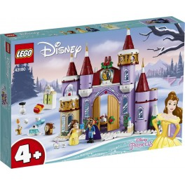 LEGO Disney Princess 43180 - La fête d'hiver dans le château de Belle