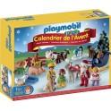 PLAYMOBIL 9009 1.2.3 - Calendrier De l'Avent