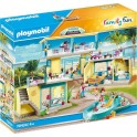 Playmobil 70434 - Family Fun - Playmo Beach Hôtel