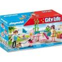 Playmobil 70593 - City Life - Espace café