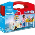 Playmobil 70531 - City Life - Valisette Chambre de bébé