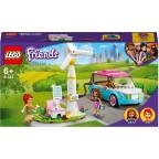 LEGO Friends 41443 La voiture électrique d'Olivia