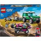 LEGO City 60288 Le transport du buggy de course