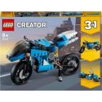 LEGO Creator 3-en-1 31114 La super moto