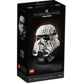 LEGO Star Wars 75276 - Casque de Stormtrooper