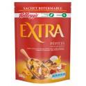 Kellogg's Kellogg's Extra Pépites Crunchy Muesli Airelles Noix De Coco Pommes Raisins Rouges et Bananes 500g (lot de 3)