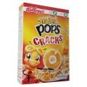 Kellogg's Kellogg's Miel Pops Cracks 400g (lot de 3)