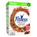 Nestlé Fitness Chocolat Au Lait 375g (lot de 4)