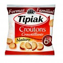 Tipiak Croûtons Croustillants Nature Format Familial 140g (lot de 4)
