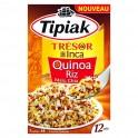 Tipiak Trésor Inca Quinoa Riz Maïs Chia 240g (lot de 4)