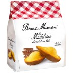 Bonne Maman Madeleine Chocolat (lot de 3)