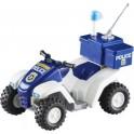 Playmobil 6504 Quad de Police