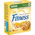 Nestlé Fitness Barre de Céréales Miel & Amande 6x23,5g 141g (lot de 6)