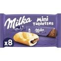 Milka Mini Tablettes 8 tablettes de 25g (lot de 6)