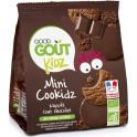 Good Gout Biscuits cookies nappés de chocolat Bio