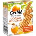 Gerble Barres miel sésame