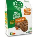 A O Biscuits petit déjeuner noisette Bio A&O