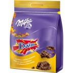 Milka Daim Snax 145g (lot de 9)