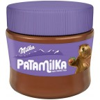Milka Patamilka Pâte à Tartiner 240g (lot de 6)