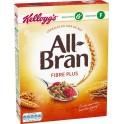 Kellogg's Kellogg's All Bran Fibre Plus 500g (lot de 3)