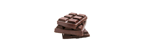 Tablettes au chocolat